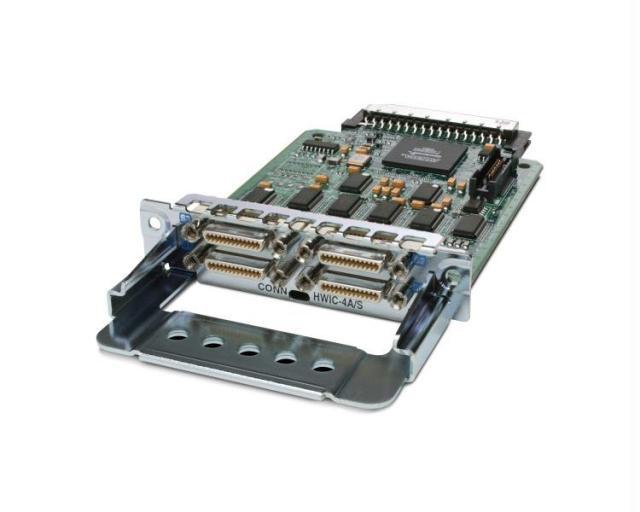 Cisco 4-Prt Async/ Sync Serial HWIC HWIC-4A/S.